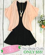 Shop The Look - Pretty As A Peach