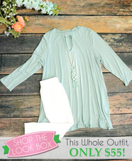 "Shop The Look - ""Mint"" To Be Yours"