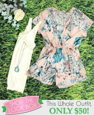 Shop The Look - Sunset Picnic
