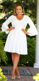 I Do Too Dress - Ivory***FINAL SALE***