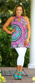 Life In Color Tunic