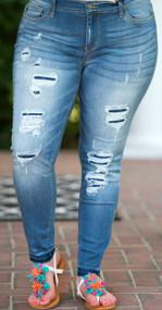 Leave Me In Stitches Jean