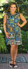 City Walk Dress - Multi