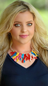 Coral Cove Necklace***FINAL SALE***