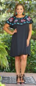 Saving Grace Dress - Black