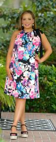 Creative Mind Dress - Multi***FINAL SALE***