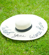 Wish You Were Here Hat