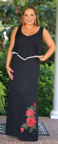 Rosewood Maxi - Black ***FINAL SALE***