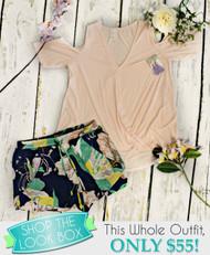 Shop The Look - Pretty In Peach