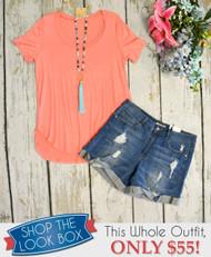Shop The Look - Summer Bombshell