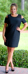 Take Me Home Dress - Black
