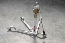 BURSIG Center-Lift Stand WHITE