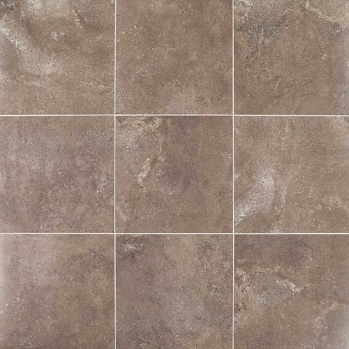 American Olean Abound Umber 18 X 18 Floor Tile Regal Floor Coverings