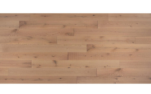 """From The Forest Choice Biscuit White Oak 1/2"""" x 7.5"""" Hardwood"""