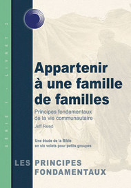 Belonging to a Family of Families (French)