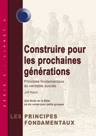 Building for Future Generations (French)