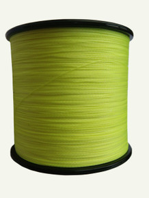 Extreme Ultra Thin Braid 50LB 1000m .32mm - Hi Vis Yellow