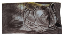 Tarpon fishing bandana scarf