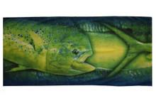 Hawaiian Island Designs Fishing Bandana / Scarf - Mahi / Dorado