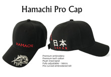 Hamachi Tackle Japan Pro Baseball Cap