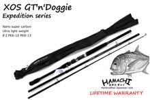 Hamachi XOS GT'n'Doggie 8'2