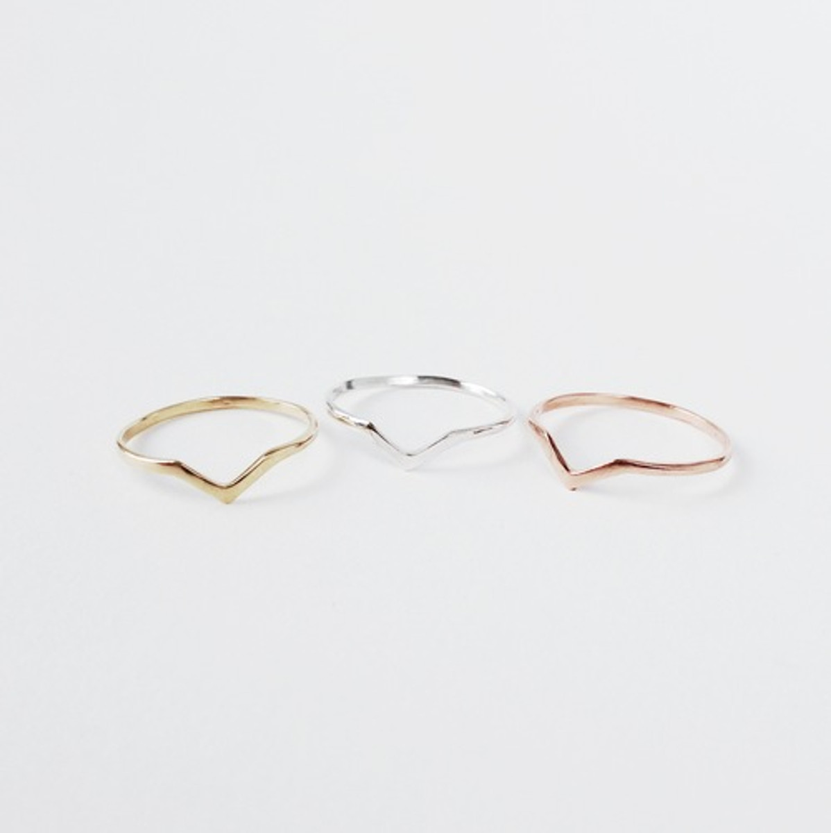 Raya Stacking Ring