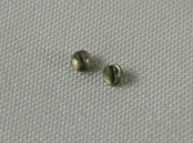Standard German Foil Screws (x2)