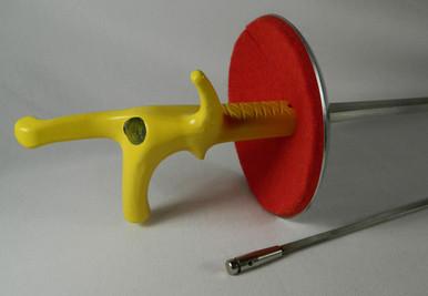 Foil Complete Practice (Dummy Point) Weapon, Standard/Regular (non-FIE) Blade