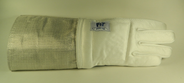 PBT of Hungary NEW Saber Glove that meets the FIE 800N protection requirement. Required for all Sanctioned USFA and FIE tournaments.