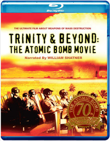 Trinity and Beyond - 70th Anniversary Special Edition BluRay