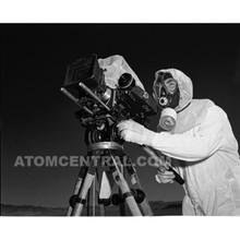 Atomic Cameraman Exhibit Photo
