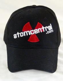Black AtomCentral Cap