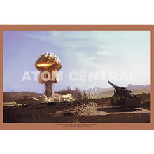 Atomic Cannon - Limited Signed Edition