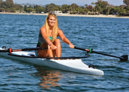 sculling boat photos