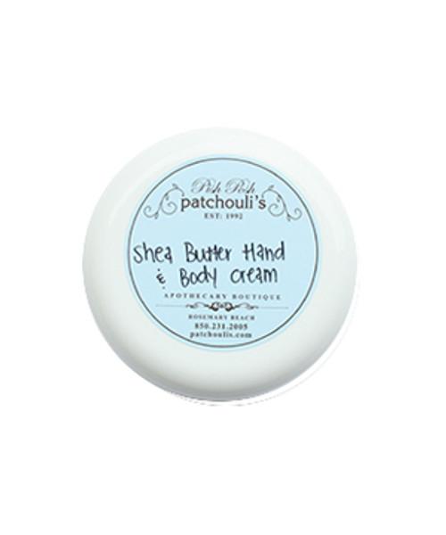 Shea Butter Hand + Body Cream