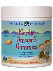 Nordic Omega Gummies 120ct