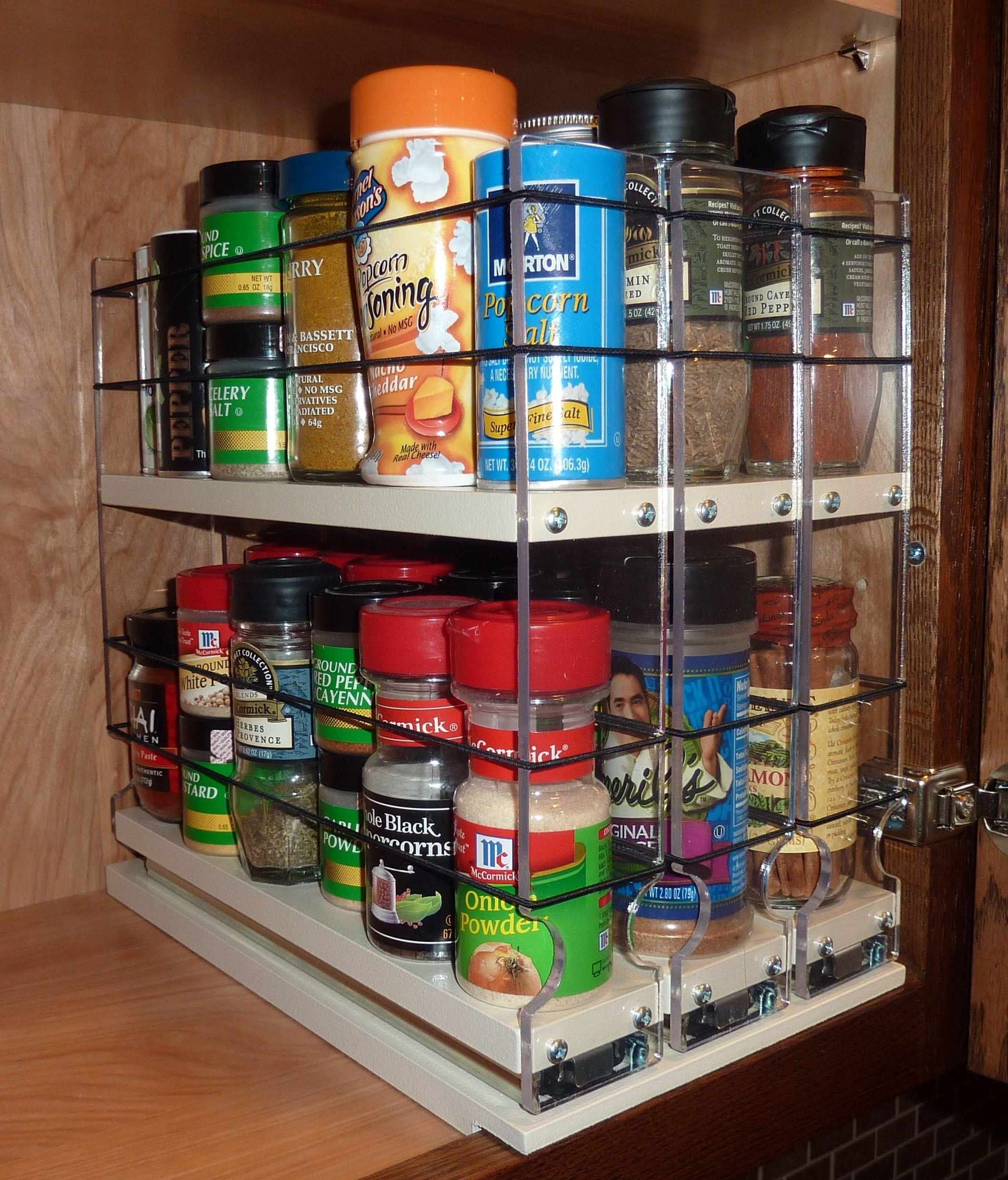 Spice Racks Organizing Spices Spice Rack Drawer