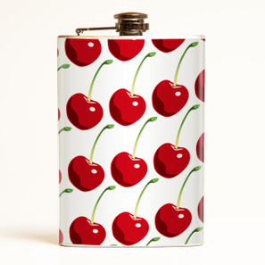 Cherries Flask-OUT OF STOCK -