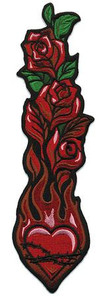 Red Roses Patch-OUT OF STOCK -