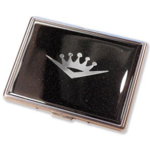 Crown Royale Black Star Cigarette Case