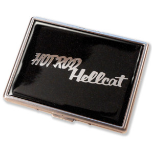 Hot Rod Hellcat Black Star Cigarette Case