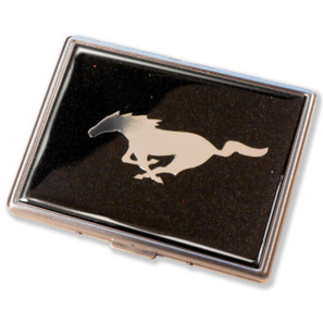 Ford Mustang Black Star Cigarette Case