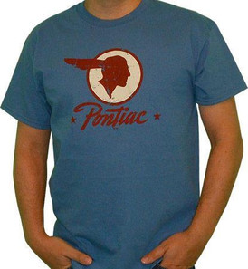 Vintage Pontiac Men's T-shirt -