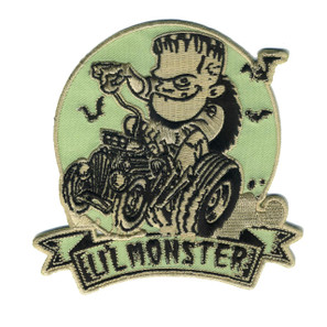 Lil' Monster Patch -