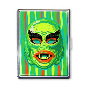 Fish Face Mask Cigarette Case*