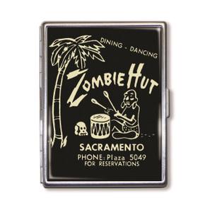 Zombie Hut Cigarette Case*