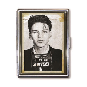 """Chairman of the Board"" Mugshot Cigarette Case*"