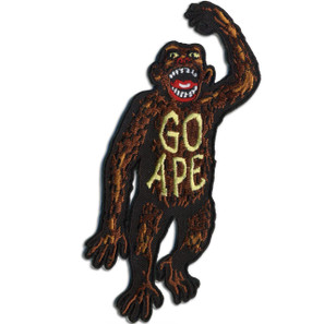 Go Ape Patch* -