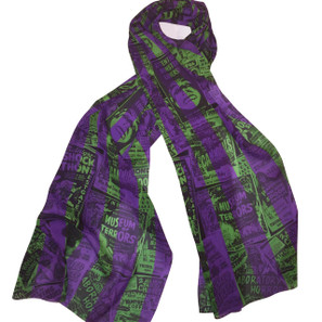 Ghoulsville Fashion Scarf* -