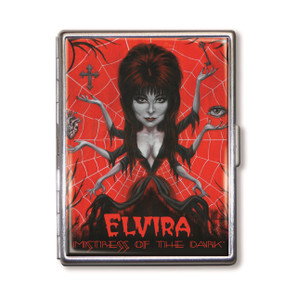 Elvira Mistress Cigarette Case* -